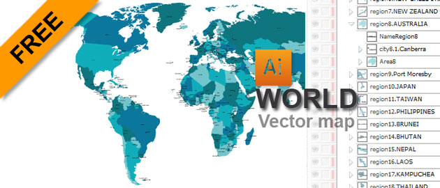 Vector world map graphic flash sources vector world map gumiabroncs Gallery
